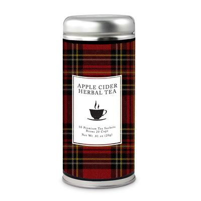 VX-8126-AppleCiderHerbal - Tea Can Company Apple Cider Herbal