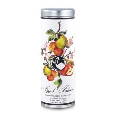 VX-8180-CinnamonAppleTea - Tea Can Company Cinnamon Apple Tea- Skinny Tin