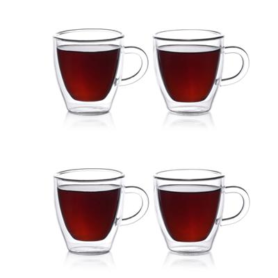 VX-8111 - Epare Double-Wall Espresso Cup (Set of 4)