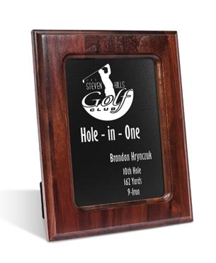 Framed Awards, FR-061, Drop In Frames