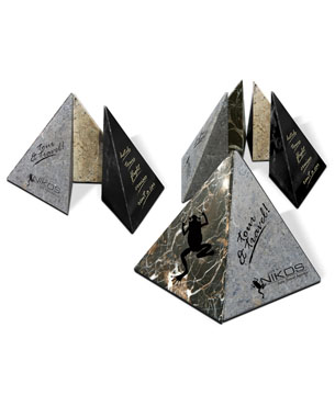 Limited Stocks, FS-205, Stone Breakaway Pyramid