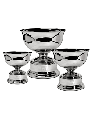Metal Trophy Cups, FS-758, Oxford Pedestal Bowl