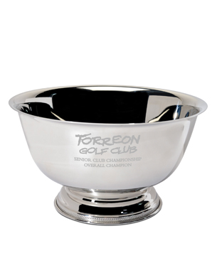 Metal Trophy Cups, FS-798, Stafford Bowl