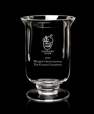 Crystal Trophy Cups, FS-852, Andante Vase