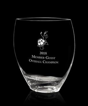 Crystal Trophy Cups, FS-861, Giocoso Vase