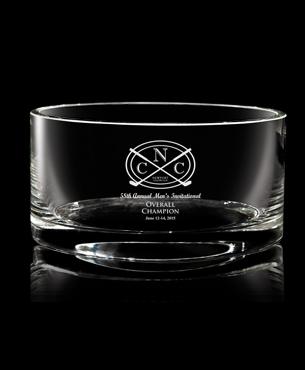 Crystal Trophy Cups, FS-866, Minuet Bowl