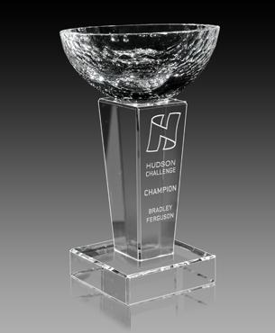 Crystal Trophy Cups, FS-931, Crystal Golf Cup