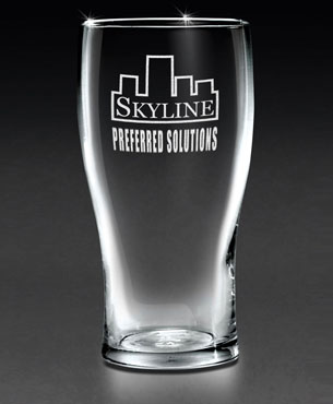 Limited Stocks, G9196-2, Pub Glass