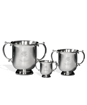 Metal Trophy Cups, M1048, Loving Cup