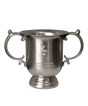 Metal Trophy Cups, M1050, Manchester Trophy Cup