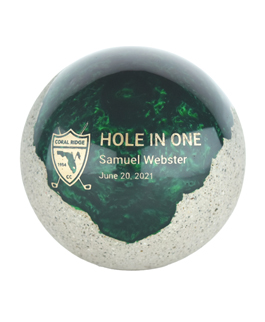 Hole-In-One, CN-BALL-GN, Jade Pro