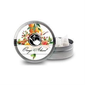 Orange Almond Mini Tin
