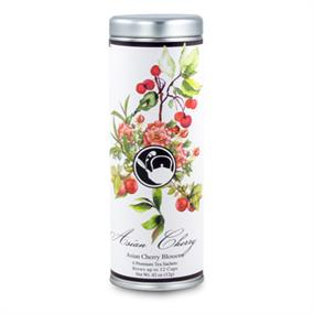 Tea Can Company Asian Cherry Blossom- Skinny Tin