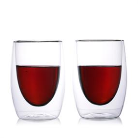 Epare Double-Wall Wine Glass (Set of 2)