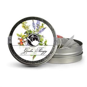 Garden Therapy Mini Tin