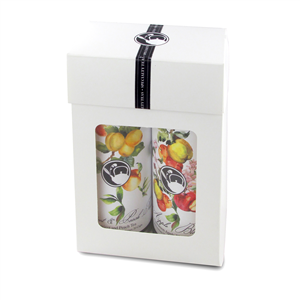 Upgraded Gift Box Option For Skinny Tin Tea Cans