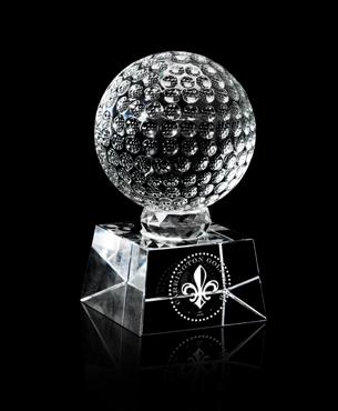 Crystal, AIT-K5SG, Small Golf Award