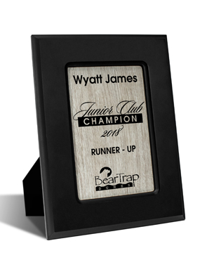 Framed Awards, FR-059, Drop In Frames
