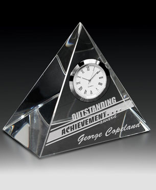 Limited Stocks, FS-582, Pyramid Clock