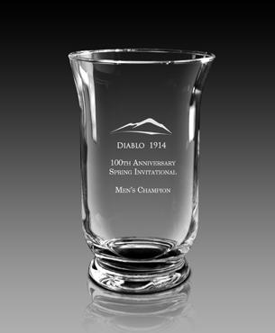 Crystal Trophy Cups, FS-856, Legato Vase