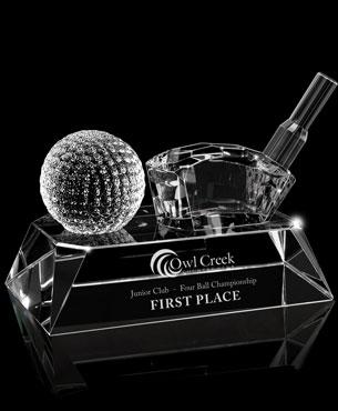 , FS-934, Crystal Golf Award