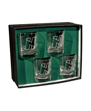 Drinkware Packaging, G5029-410, Director's Double Old-Fashioned • Set of 4
