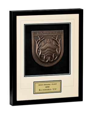 Framed Awards, MSB001, Matted Shadowbox