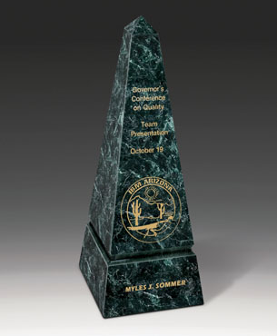 Limited Stocks, TP-5436, Marble Obelisk