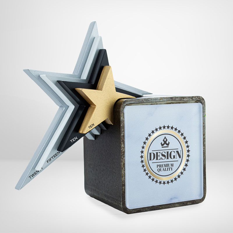 AwardLab | Cubed | Celebrate | Stars Accessory Pack