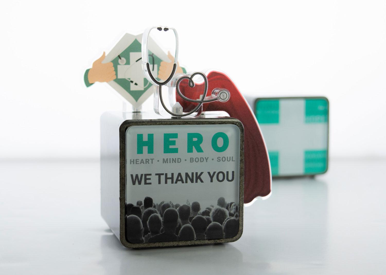 Hero Cube