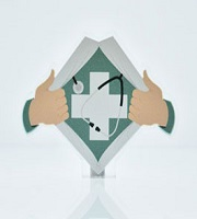 Hero Cube-Shield