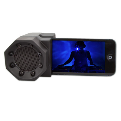 VX-8013 - Thumbs UpTouch mini Boombox Speaker