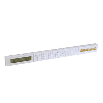 VX-8087 - Made By Humans Ruler Calculator