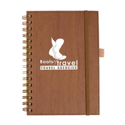 VX-1298 - Spiral Notebook