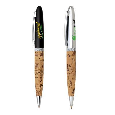VX-6065-B - Comfort Cork Ballpoint Pen