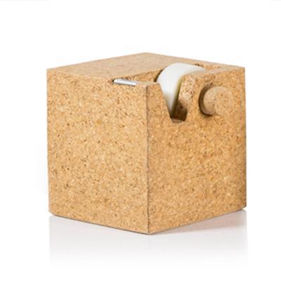 VX-8098 - Suck UK Cork Cube Tape Dispenser