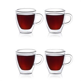 Epare Double-Wall Espresso Cup (Set of 4)