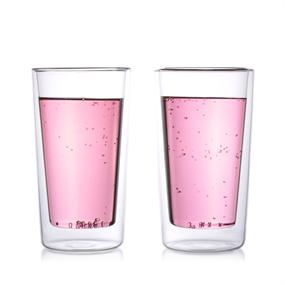 Epare Double-Wall Highball Glass (Set of 2)