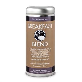 Tea Can Company Breakfast Blend Tall Tin