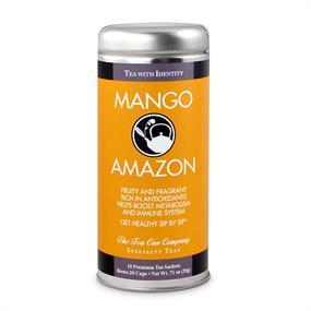 Tea Can Company Mango Amazon Tall Tin