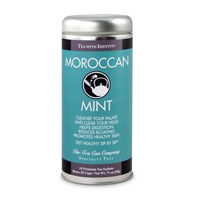 Tea Can Company Moroccan Mint Tall Tin