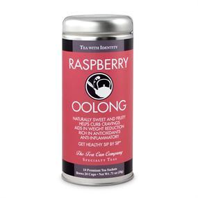 Tea Can Company Raspberry Oolong Tall Tin