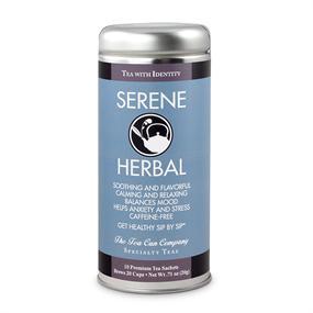 Tea Can Company Serene Herbal Tall Tin
