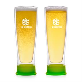 Epare Double-Wall Beer Glass (Set of 2)
