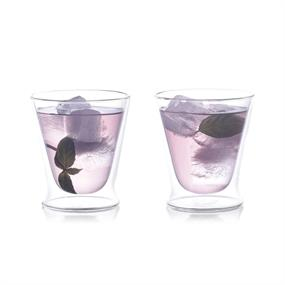 Epare Double-Wall Tumbler Glass (Set of 2)